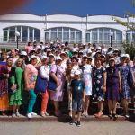 Всероссийский лагерь сельских библиотекарей у Чёрного моря. Часть I