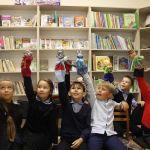 Уроки кукольного театра для детей